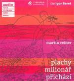 Plachý milionář přichází (audiokniha)
