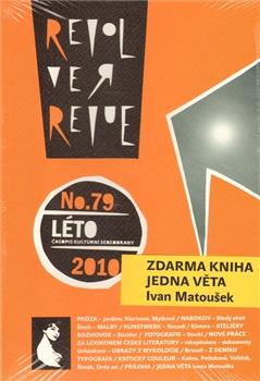 Jedna věta (příloha Revolver Revue 79/2010)