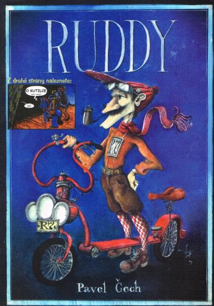 Ruddy: přepodivný příběh ze života Ruddyho