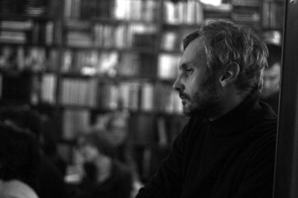 Petr Borkovec. Foto Ondřej Lipár