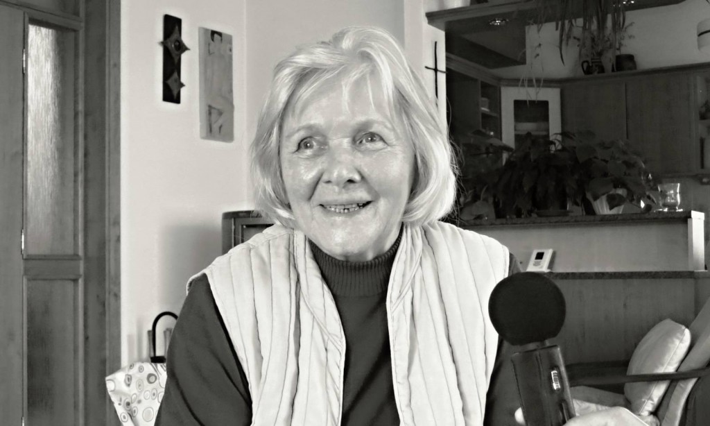 Ludmila Klukanová. Foto Petr Veselý