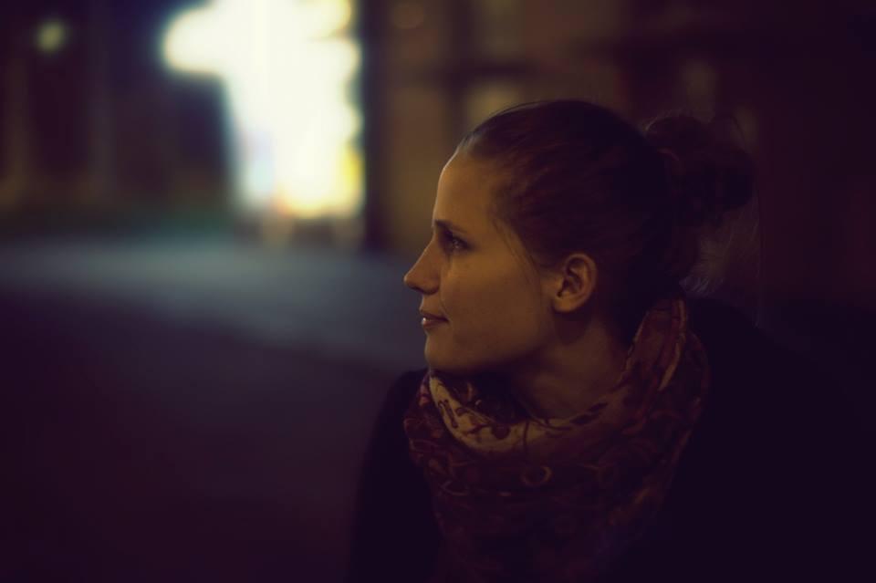 Jana Šrámková. Photograph © Richard Hodonický