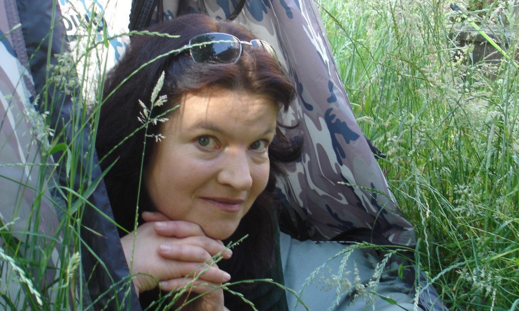 Iva Pekárková. Foto: Kenneth Osieme Odozi