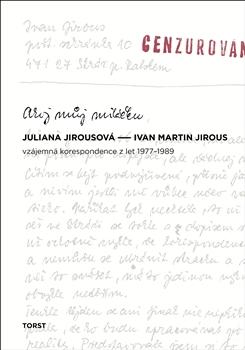 Ahoj můj miláčku; Vzájemná korespondence z let 1977-1989
