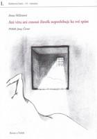 Obálka knihy a Janě Černé