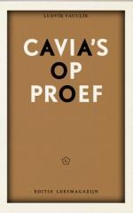 Cavia's op Proef