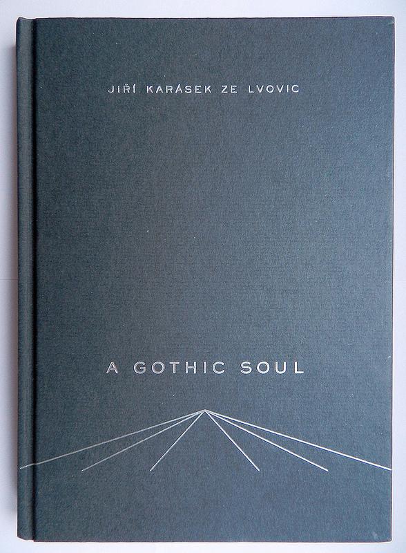 'A Gothic Soul'. Zdroj: Flickr stránka Twisted Spoon Press.