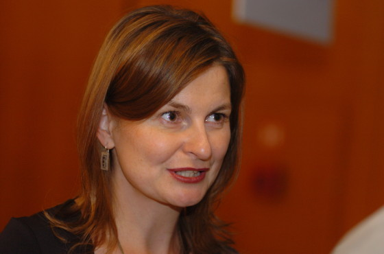 Radka Denemarková. Foto: Milan Malicek