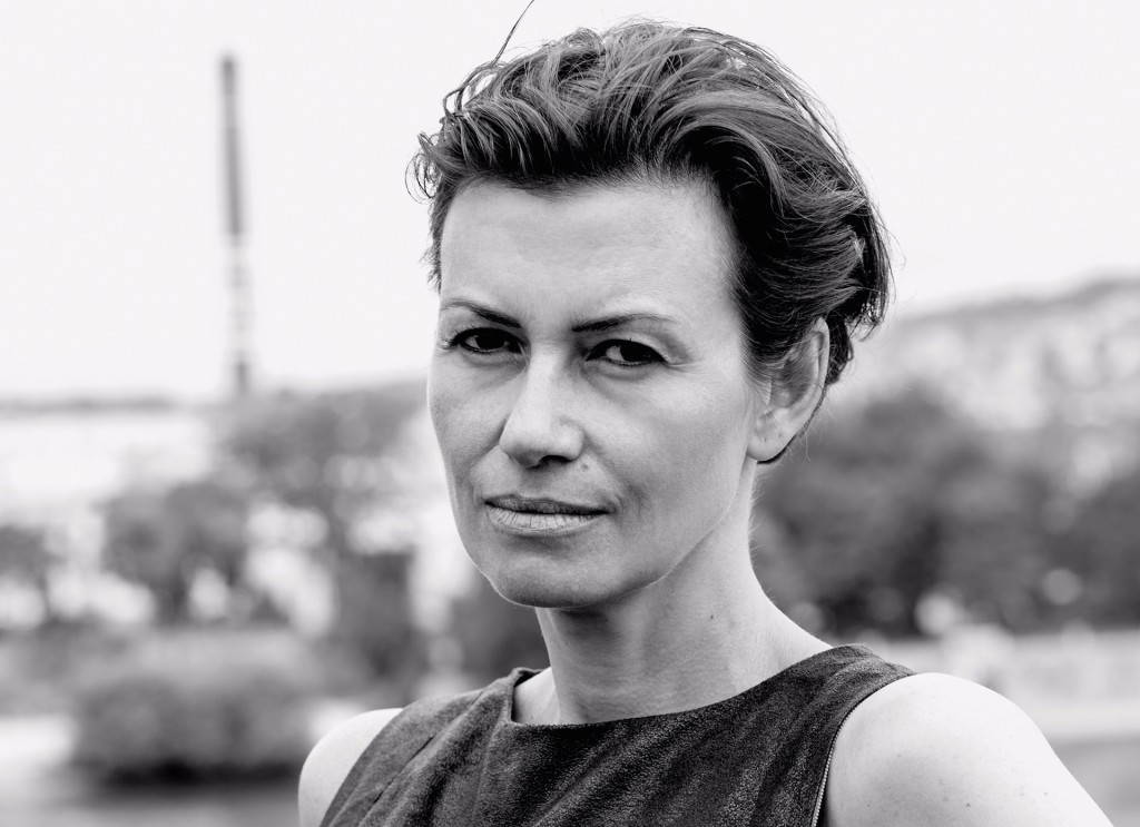 Bianca Bellová. Photograph © Marta Režová.
