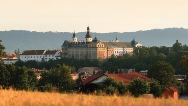 Broumovský klášter. Foto: Klášter Broumov.