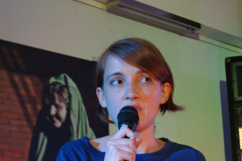 Překladatelka Lena Dorn.