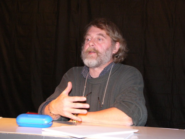 Petr Šabach. Foto: Michal Maňas / Wikipedie