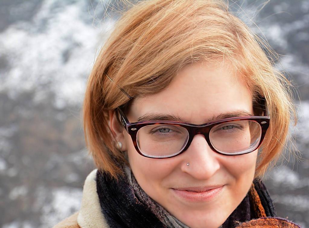 Zofia Bałdyga. Foto: Nareg Tokatlian