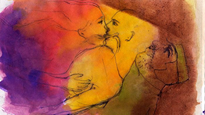 Ilustrace Lucie Ferlikové