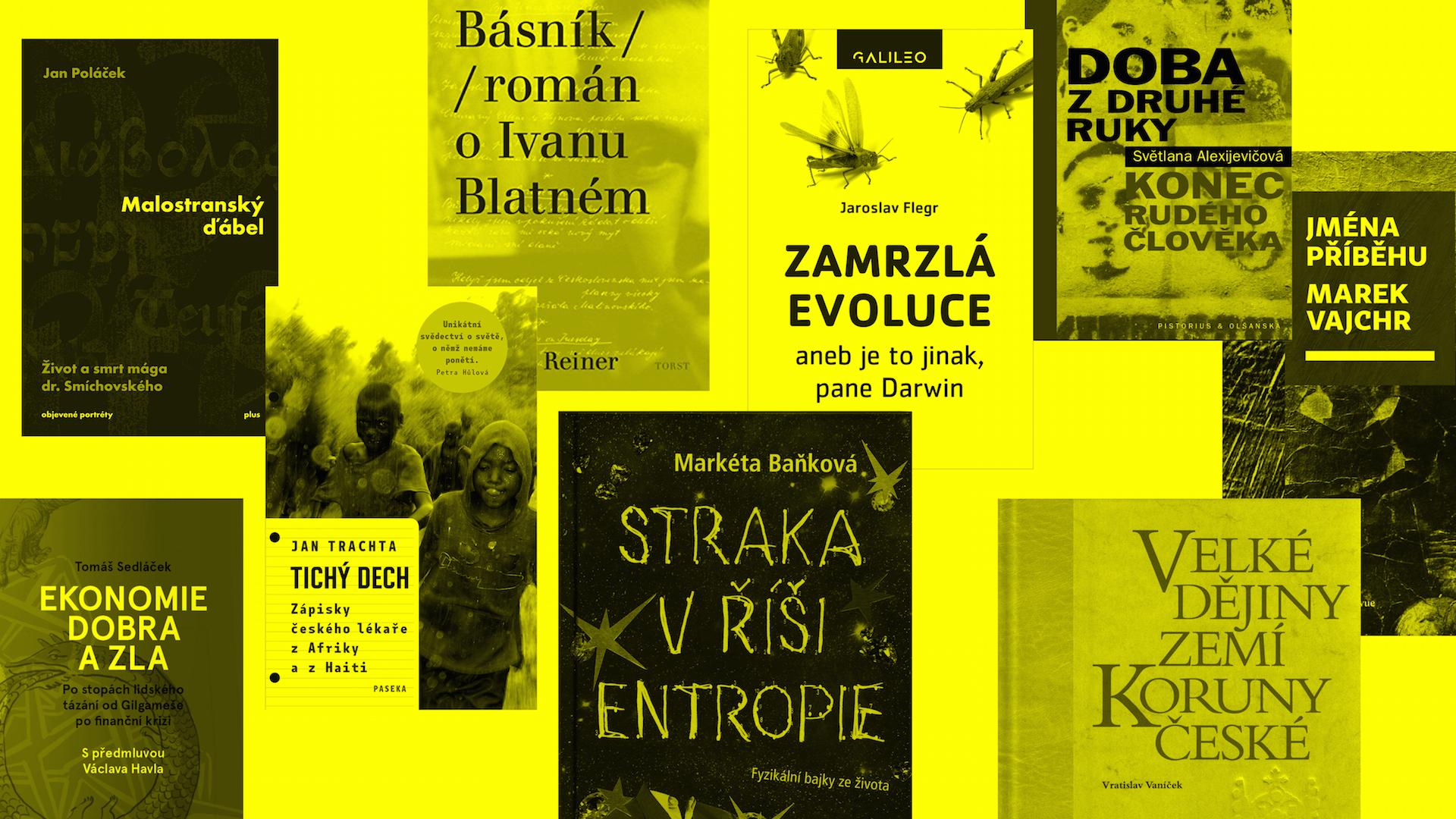 74d816328 Česká scéna non-fiction knih: kondice, slabiny, výhledy   CzechLit