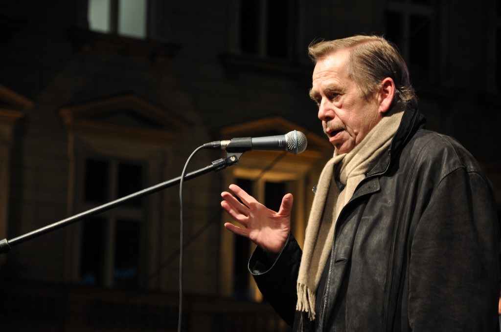 Václav Havel. Foto: Ben Skála / Wikipedie (CC-BY-SA-2.5)