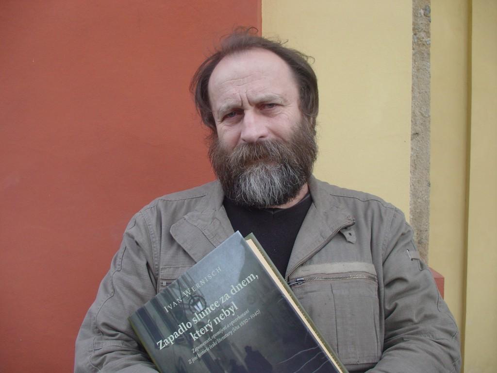 Ivan Wernisch. Photo: Barbora Sládečková (CC BY 3.0)