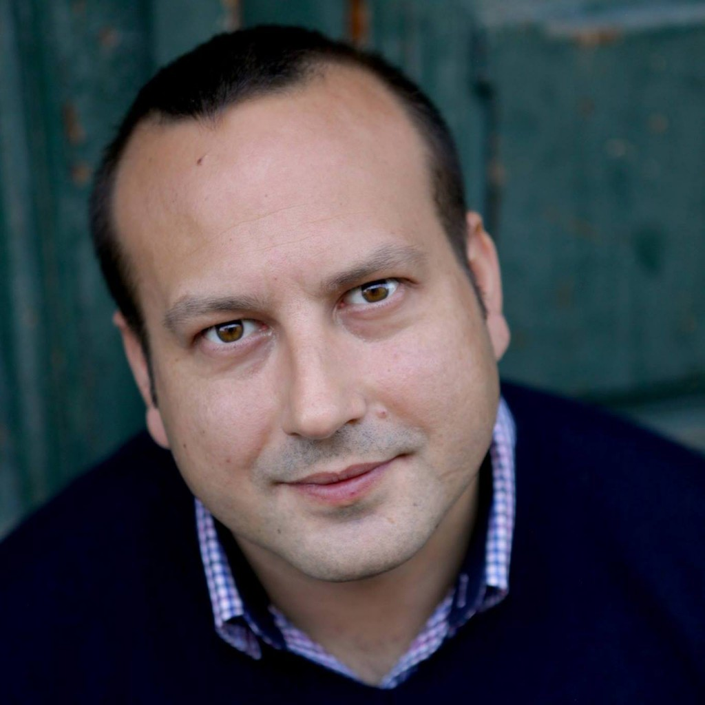 Joshua Mensch. Foto: Christian Burrows