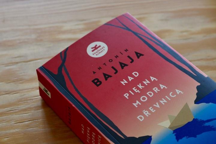 Polské vydání Na krásné modré Dřevnici. Foto: Dana Blatná Literary Agency