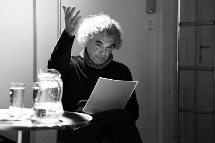Patrik Ouředník. Foto: Petr Horcicka