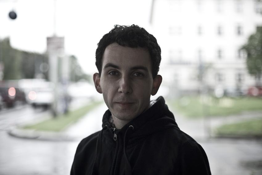 Kamil Bouška. Photo: Radek Brousil