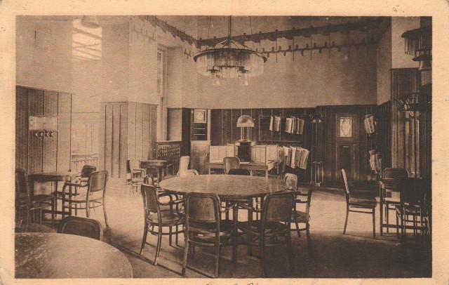 Do kavárny Arco chodívali především pražští německy píšící spisovatelé. Foto: archiv autorky