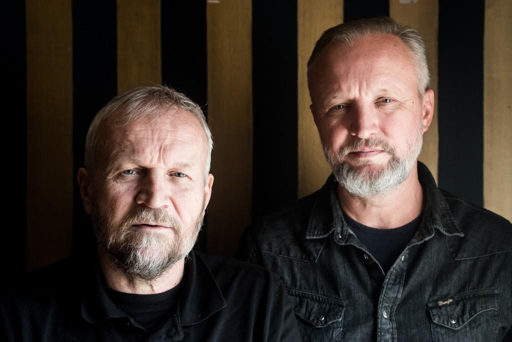 Jan Novák (vlevo) a Jaromír 99. Foto: Richard Klíčník