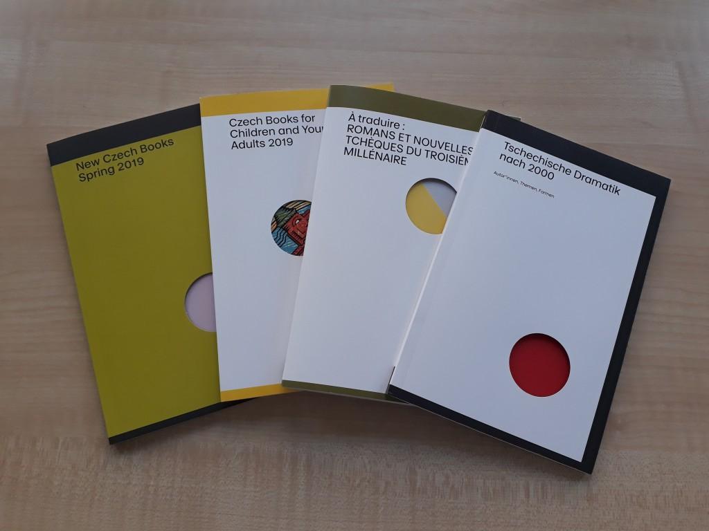 Brožury, New Czech Books