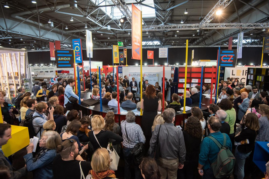 After its success in Leipzig, the Czech Republic will be a guest of honour at the Warsaw Book Fair in 2020