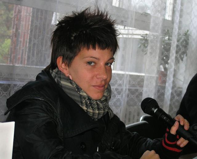 Petra Soukupová. Pavel Hrdlička, Wikipedia, CC BY-SA 3.0