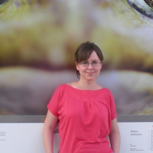 Olga Czernikow. Foto: archiv autorky
