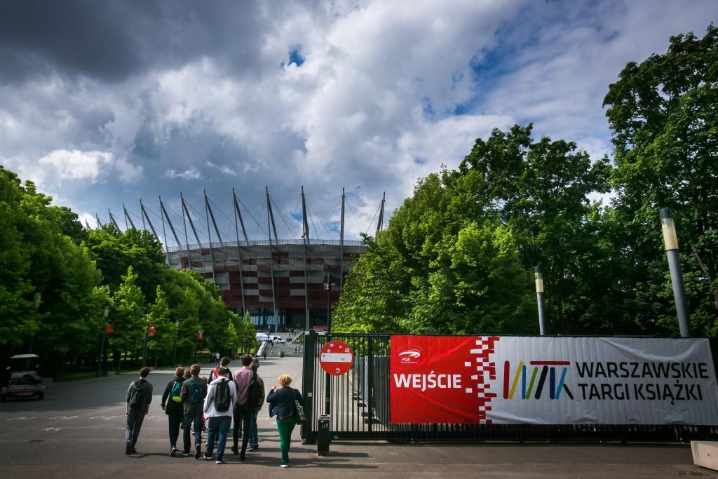 WBF press materials, Varšava