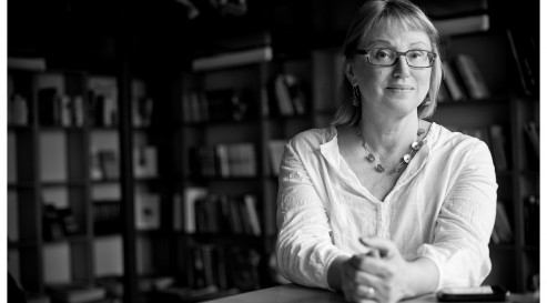 Alexandra Büchler. Foto: Martina Kenji