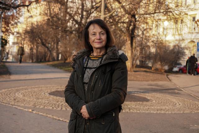 Iva Procházková. Foto: Agáta Dolejší