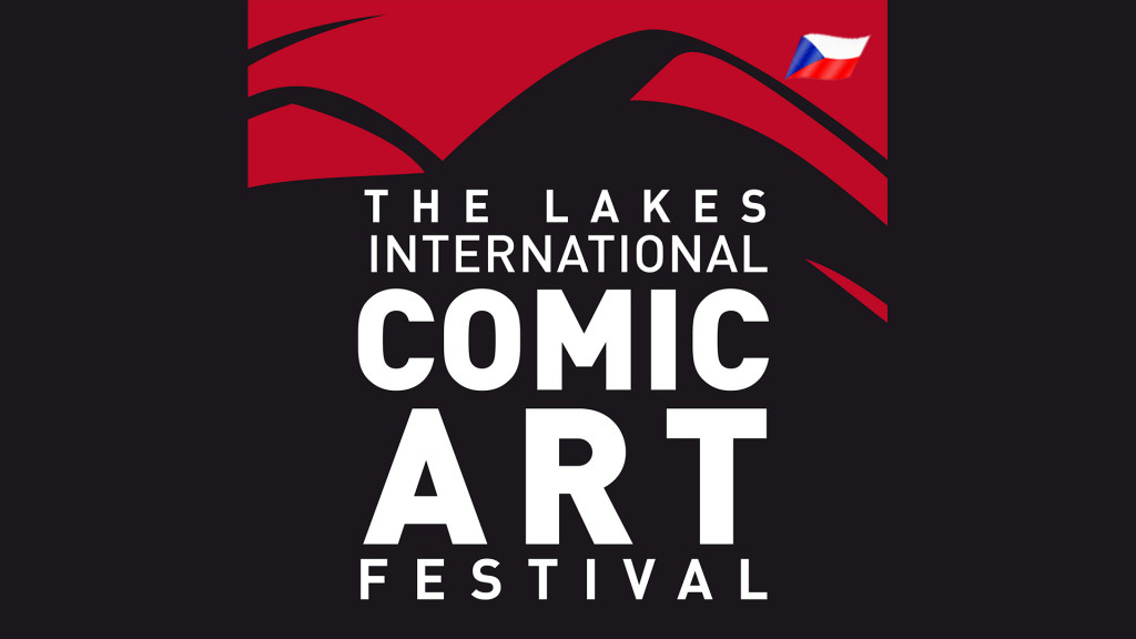 Czech Republic in Focus at 2021 Lakes Comics Festival