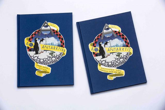 A is for Antarctica. Photo: www.bohmfranta.net