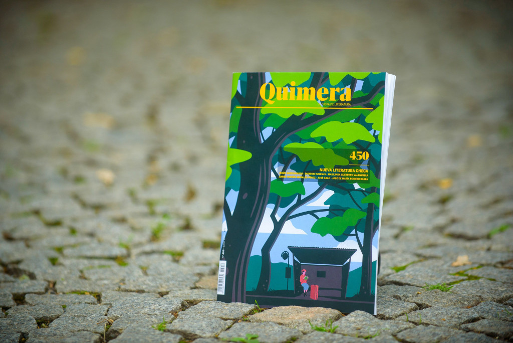 Czech literature in the Spanish literary magazine Quimera