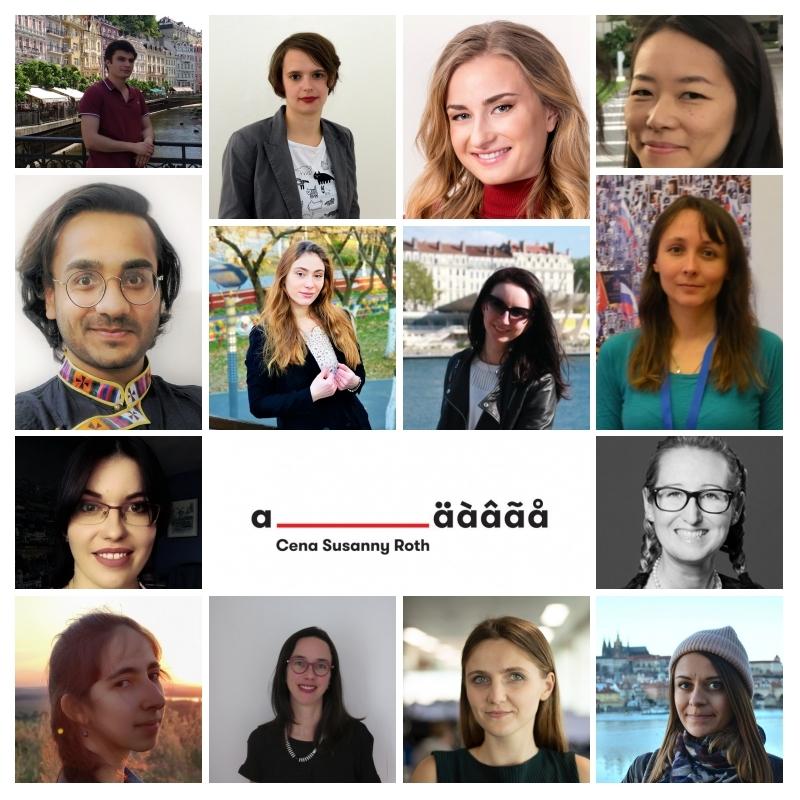 Cenu Susanny Roth 2021 získalo 14 začínajících překladatelů z celého světa.