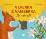 Veverka z Vamberka: na zahradě